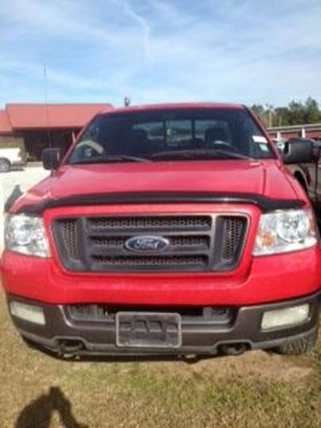 2004 Ford F-150 SUPERCREW In Tylertown MS - Macs Used Cars LLC