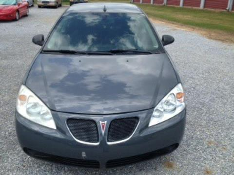 2009 Pontiac G6 for sale in Tylertown, MS