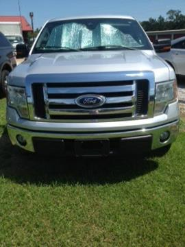 2011 Ford F-150 for sale in Tylertown, MS