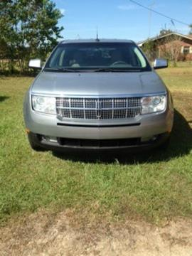 2007 Lincoln MKX for sale in Tylertown, MS