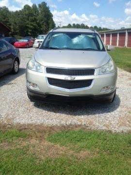 2010 Chevrolet Traverse for sale in Tylertown, MS