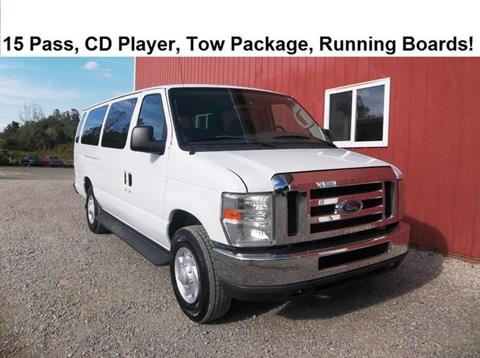 2008 Ford E-Series Wagon for sale in Millersburg, OH