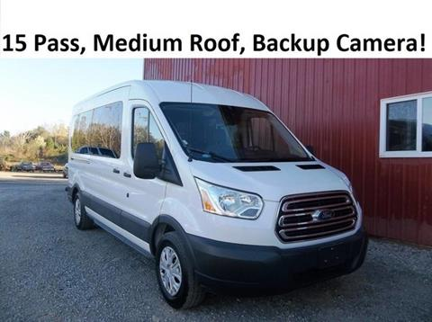 2017 Ford Transit Wagon for sale in Millersburg, OH