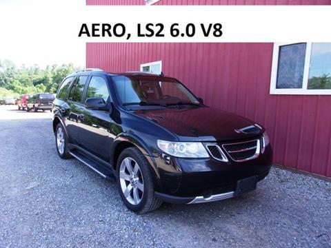2008 Saab 9-7X for sale in Millersburg, OH