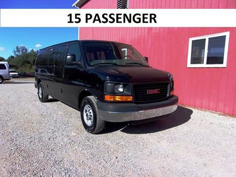 2016 GMC Savana Passenger for sale in Millersburg, OH