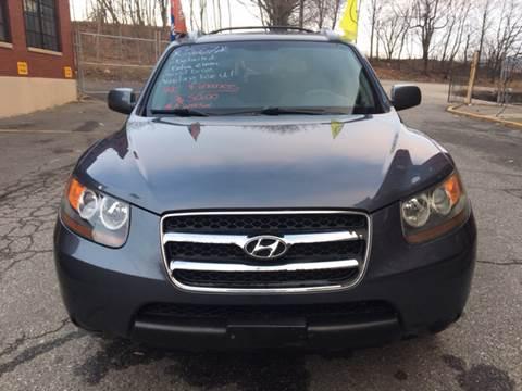 2007 Hyundai Santa Fe for sale in Paterson, NJ
