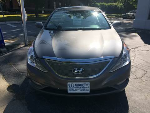 2013 Hyundai Sonata for sale in West Warwick, RI