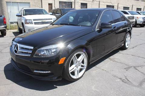 2011 Mercedes-Benz C-Class for sale in South Salt Lake City, UT