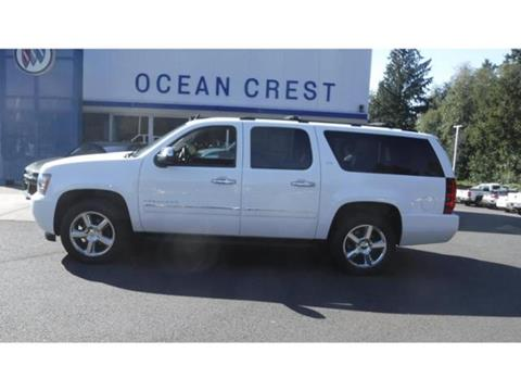 2014 Chevrolet Suburban for sale in Warrenton OR