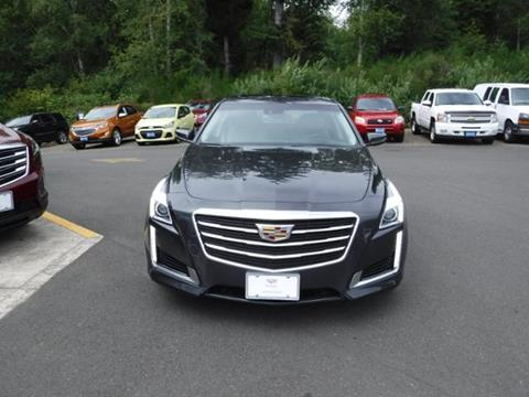 2016 Cadillac CTS for sale in Warrenton, OR