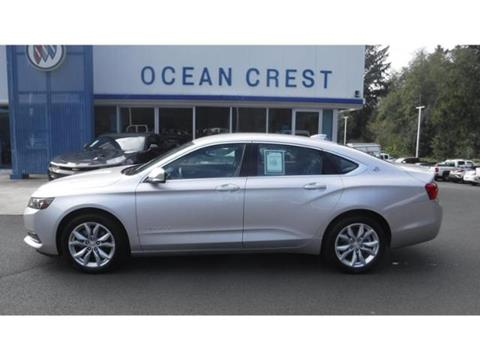 2017 Chevrolet Impala for sale in Warrenton, OR