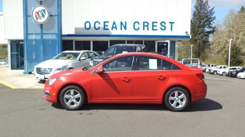 2016 Chevrolet Cruze Limited for sale in Warrenton OR