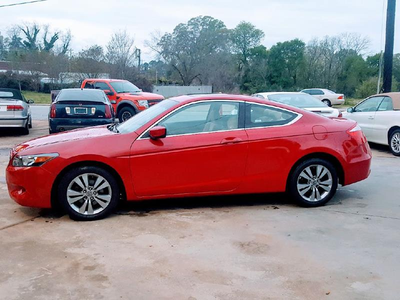 2008 Honda Accord EX 2dr Coupe 5A   Anderson SC