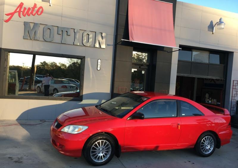2005 Honda Civic LX 2dr Coupe   Anderson SC
