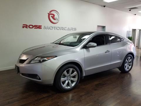 2010 Acura ZDX for sale in Castro Valley, CA