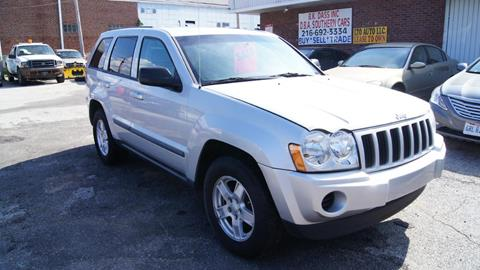 2007 Jeep Grand Cherokee for sale in Cleveland, OH