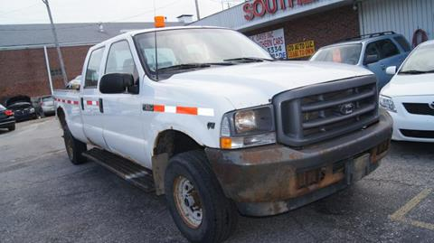 2002 Ford F-350 Super Duty for sale in Cleveland, OH