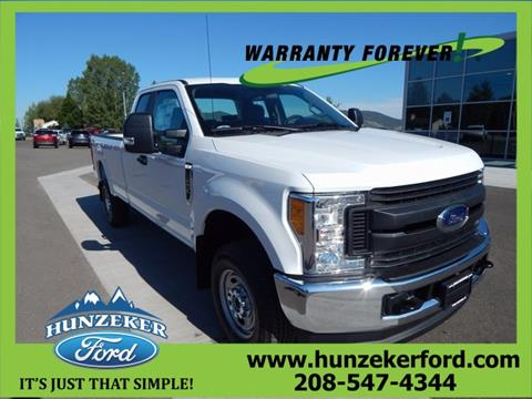 2017 Ford F-250 Super Duty for sale in Soda Springs ID
