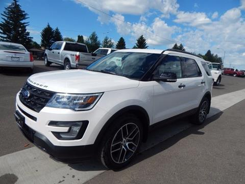 2017 Ford Explorer for sale in Soda Springs ID