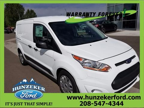 2017 Ford Transit Connect Cargo for sale in Soda Springs, ID