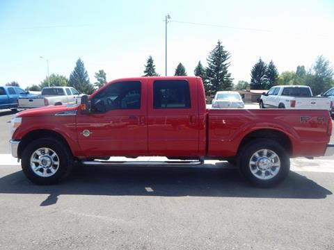 2011 Ford F-250 Super Duty for sale in Soda Springs ID