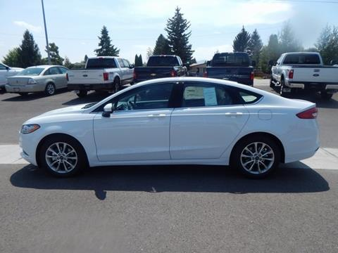 2017 Ford Fusion for sale in Soda Springs, ID