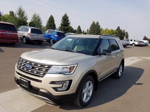 2017 Ford Explorer for sale in Soda Springs ID