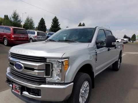2017 Ford F-250 Super Duty for sale in Soda Springs, ID
