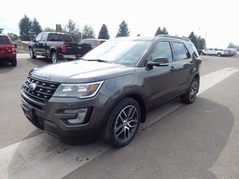 2017 Ford Explorer for sale in Soda Springs, ID