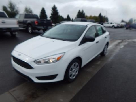 2017 Ford Focus for sale in Soda Springs ID