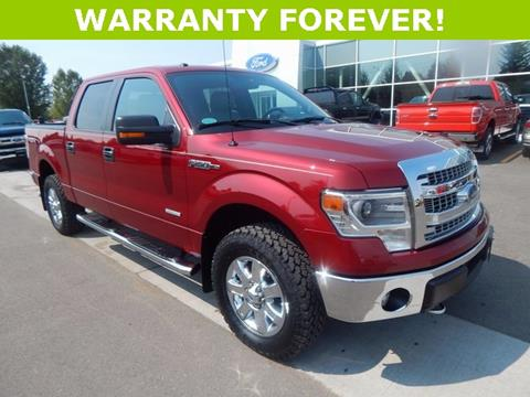 2014 Ford F-150 for sale in Soda Springs, ID