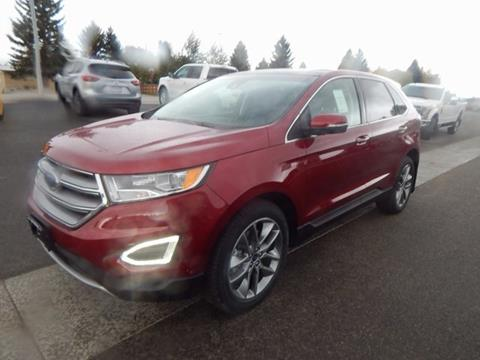 2017 Ford Edge for sale in Soda Springs ID