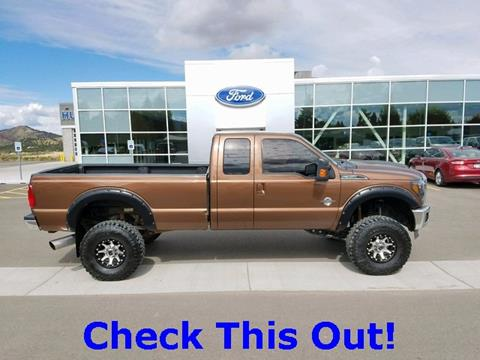 2011 Ford F-350 Super Duty for sale in Soda Springs ID