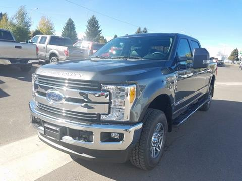 2017 Ford F-350 Super Duty for sale in Soda Springs ID