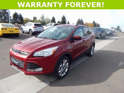 2016 Ford Escape for sale in Soda Springs ID