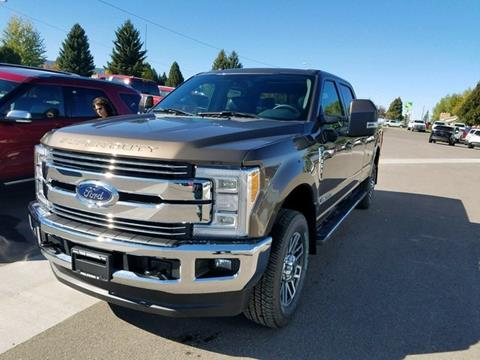 2017 Ford F-350 Super Duty for sale in Soda Springs, ID