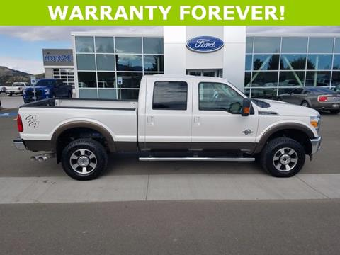 2016 Ford F-350 Super Duty for sale in Soda Springs, ID
