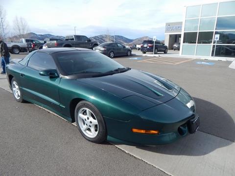 1995 Pontiac Firebird for sale in Soda Springs, ID