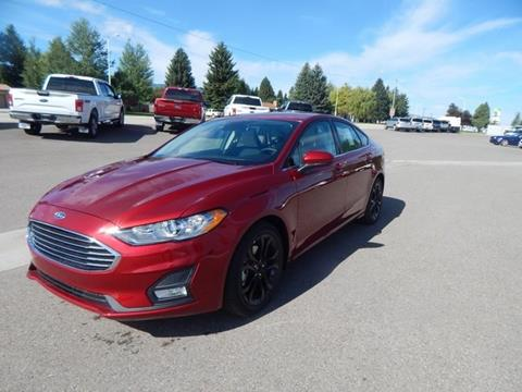 2019 Ford Fusion for sale in Soda Springs, ID