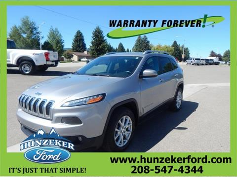 2017 Jeep Cherokee for sale in Soda Springs, ID
