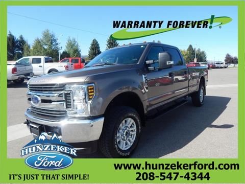 2019 Ford F-350 Super Duty for sale in Soda Springs, ID