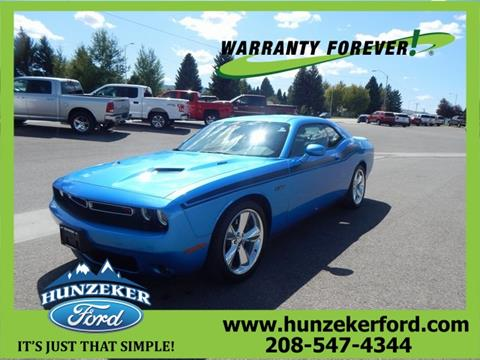 2015 Dodge Challenger for sale in Soda Springs, ID