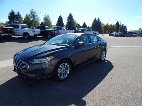 2020 Ford Fusion for sale in Soda Springs, ID