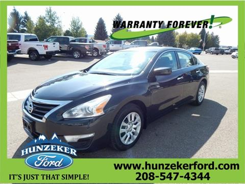 2015 Nissan Altima for sale in Soda Springs, ID