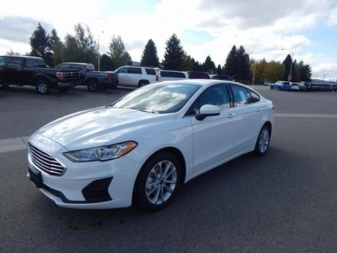 2020 Ford Fusion Hybrid for sale in Soda Springs, ID