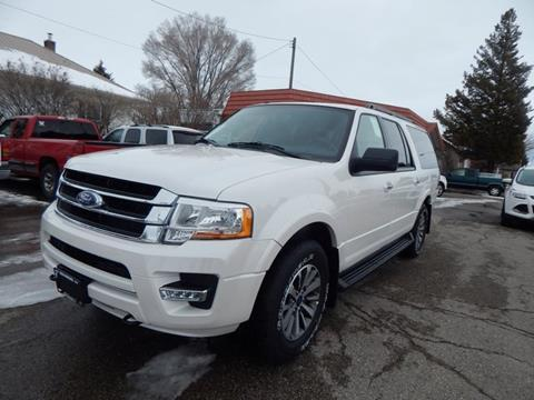 2017 Ford Expedition EL for sale in Soda Springs ID