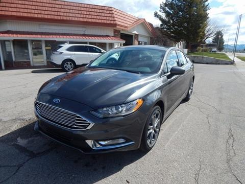 2017 Ford Fusion for sale in Soda Springs ID