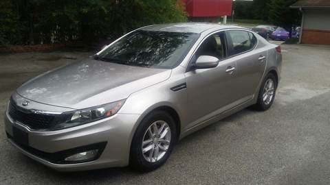2013 Kia Optima for sale in Lufkin, TX