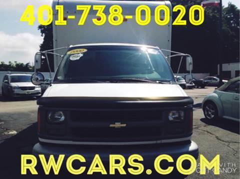 2000 Chevrolet C/K 3500 Series for sale in Warwick, RI