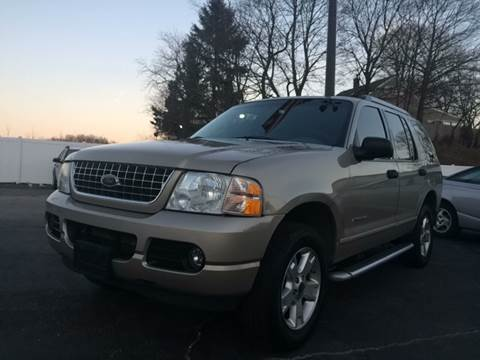 2005 Ford Explorer for sale in Warwick, RI